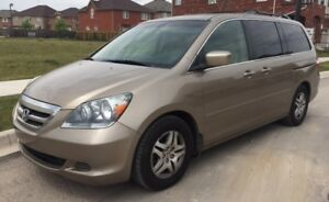 2005 Honda Odyssey EXL, Leather, Snrf, New Brakes, CERTIFIED
