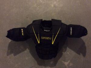 Goalie Chest Protector Arm and Body JR CCM Premier
