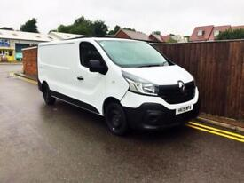 2015 Renault Trafic 1.6dCi Low Roof Van LL29 115 Business Only 53k