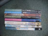 8 Michael Morpurgo Books