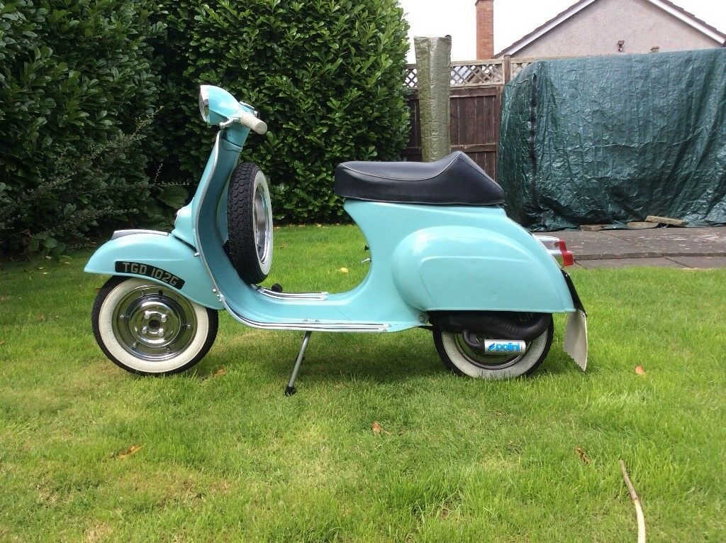 For sale 1969 vespa 90 in kirkcaldy fife gumtree for Small motor scooters for sale