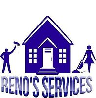 Cleaning Services Reno's !!!