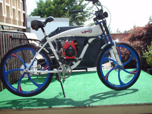 "26"" Motorized cycle"