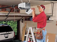GARAGE DOOR OPENER REPAIRS AND INSTALLATION - BEST PRICES