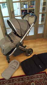 Oyster 2 buggy with accessories excellent condition.