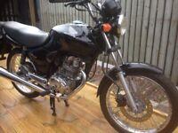 Honda CG 125cc 2008