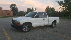 2002 Chevrolet S10 - FOR SALE