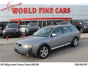2004 Audi allroad 2.7T Quattro AWD Twin Turbo