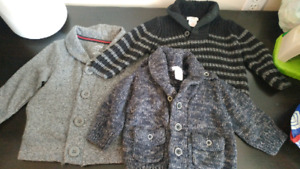 12-18 month sweaters