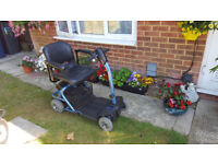 Liteway 4 Plus Mobility Scooter Car Boot Portable Travel