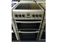 £160 Beko 50cm Cooker - 12 Months Warranty