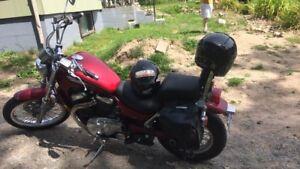 2002 motor bike