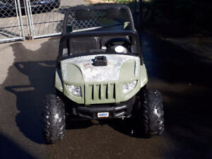 Power Wheels Monster Traction Jeep