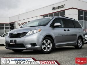 2013 Toyota Sienna ONE OWNER VERY WELL KEPT !! REMOTE STARTER!!