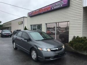 2009 Honda Civic DX-G LOCAL TRADE