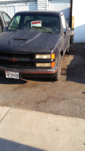 Reduced 1991 GMC Sierra