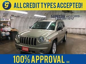 2009 Jeep Compass ROCKY MOUNTAIN*4WD*KEYLESS ENTRY*4WD*POWER WIN