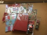 Christmas Card Making Pack