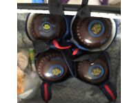 Bowls - Drakes Pride Professional ladies - size OH, with case etc