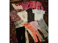 Girls 4-5yr Clothes Bundle 3