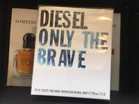 Diesel only the brave ( sealed )