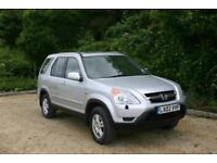 Done just 65000 Miles HONDA CRV with FULL SERVICE HISTORY and recent NEW MOT