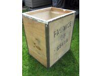 Tea chest for sale