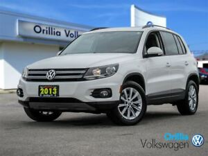 2013 Volkswagen Tiguan Navigation,Backup Camera Bluetooth