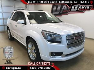 Used 2016 GMC Acadia-AWD-7 Passenger, Skyscape Sunroof, Heated/C