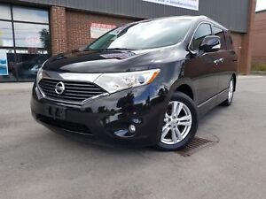 2011 Nissan Quest SL PKG / BACK UP CAMERA / DOUBLE  SUNROOFS!!!