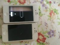 iPhone 4 and 4s spares or repairs phones
