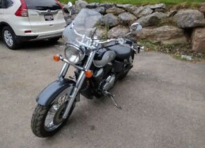2003 Honda Shadow 750 Ace