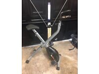 V fit exercise bike , great condition