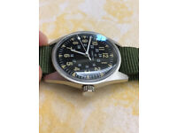 Military Watch Hamilton, Vietnam WAR !!!