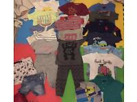 12-18 bundle boys clothes