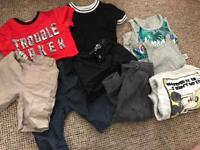 Boys bundle 2-3 years