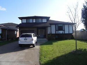 4LEVEL BACK SPLIT 3 BEDROOM,3 BATHS BIG HOME
