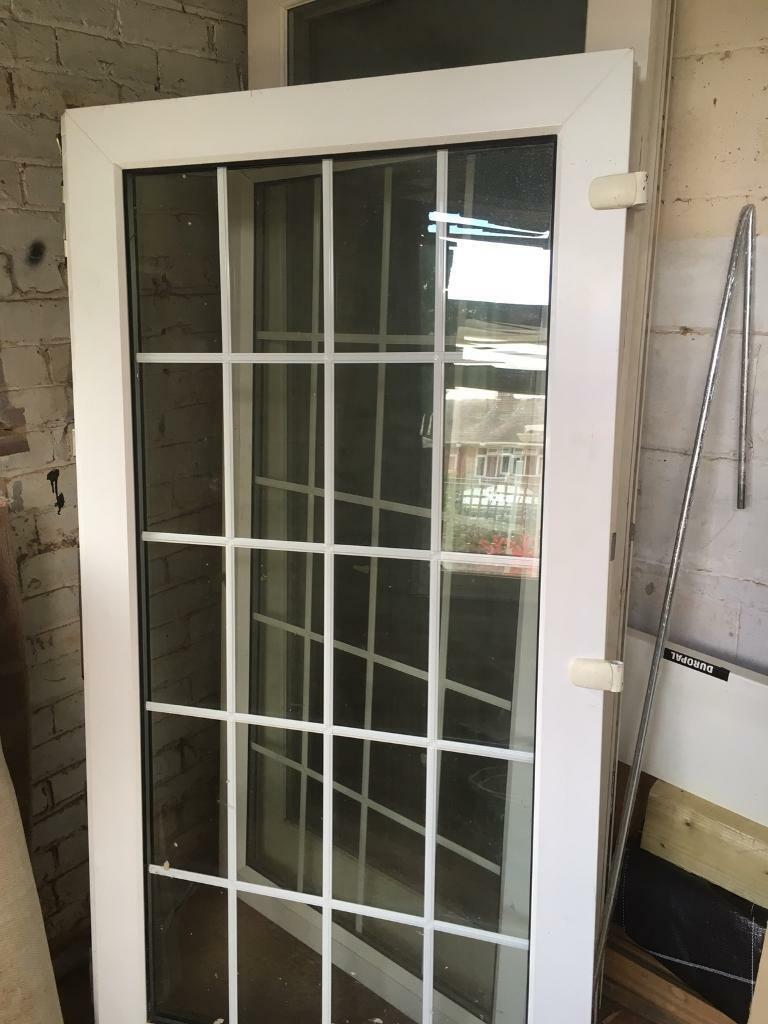 Large French Doors With Top Light In Batley West Yorkshire Gumtree