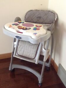 4in1 EvenFlo High Chair