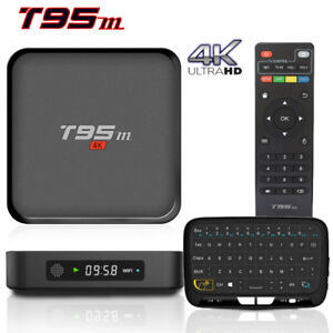 TV BOX T95M 1GB- 2GB ANDROID MEDIA STREAMING INTERNET