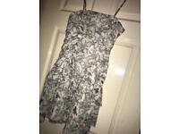 M&Co girls summer rara dress