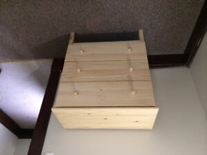 TARVA Ikea dresser with three drawers