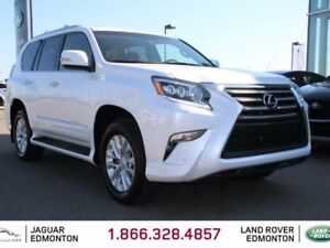 2016 Lexus GX 460 Premium - Local Alberta One Owner Trade In | N