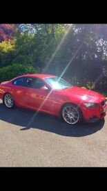 **BMW 320d Msport Coupe** Audi,vw,seat,ford,