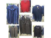 Men's Clothes Bundle Size L