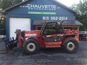 Manitou MT-1745 Telescopic Forklift 4x4