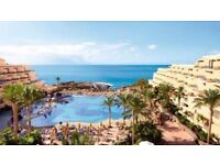 ALL INCLUSIVE HOLIDAY-TENERIFE-£1300 or best offer 2 people 4 star Close to Famous Siam water park