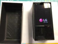 LG G6 Black 32GB Unlocked. Brand New Boxed