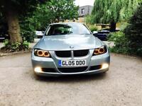 BMW 320D 2.0L DIESEL AUTO SAT NAV BEIGE/CREAM LEATHER FULLY LOADED BLUETOOTH 2KEYS M SPORT