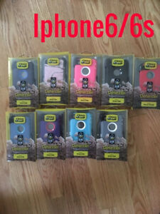 Otter Box Defender cases iPhone 5,5s,se,6,6s,6plus&galaxy 5,6&7